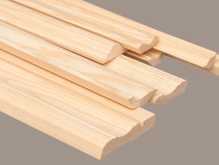 Molduras maderas lobera - Empanelados de madera ...