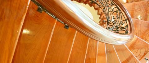 Escaleras Lobera Vizcaya